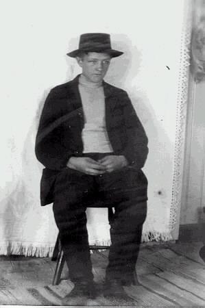 Albin i unga år