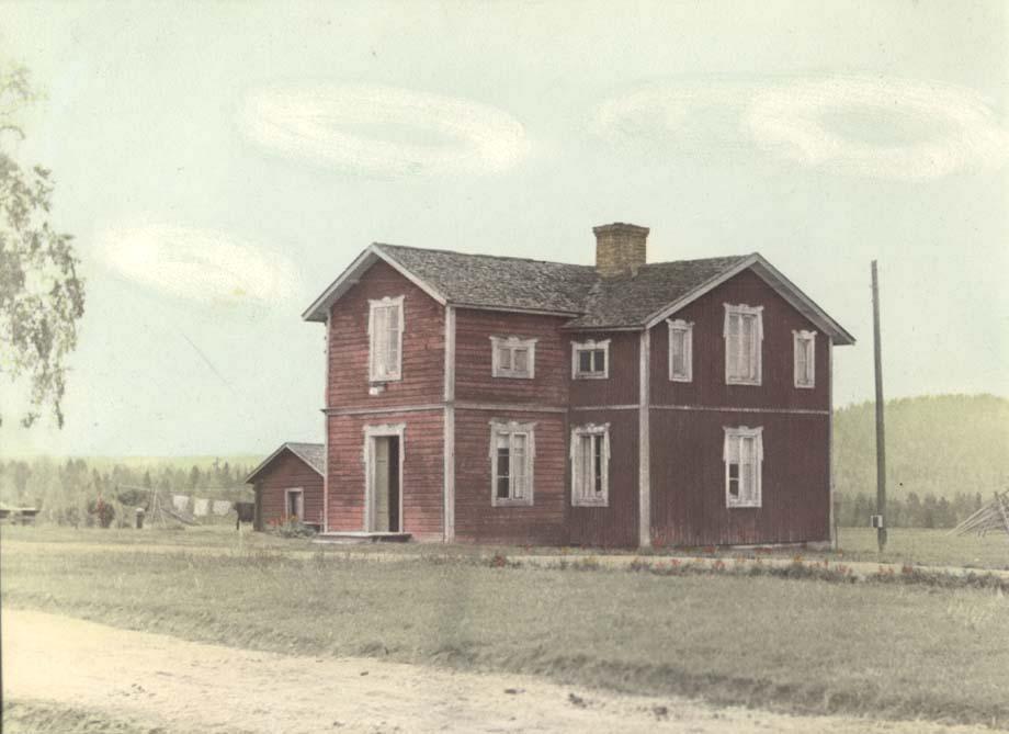 Jakob Edlunds gård i Östansjö