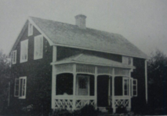 Nils Jonas hus