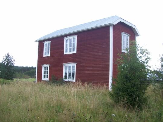 Jons föräldrahem i Kvarnå