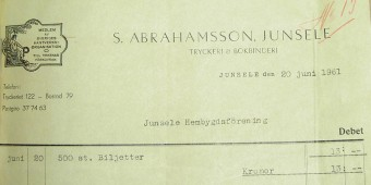 Räkning 1961