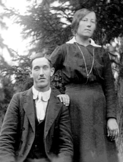 Jonas Jonsson och Alfhild