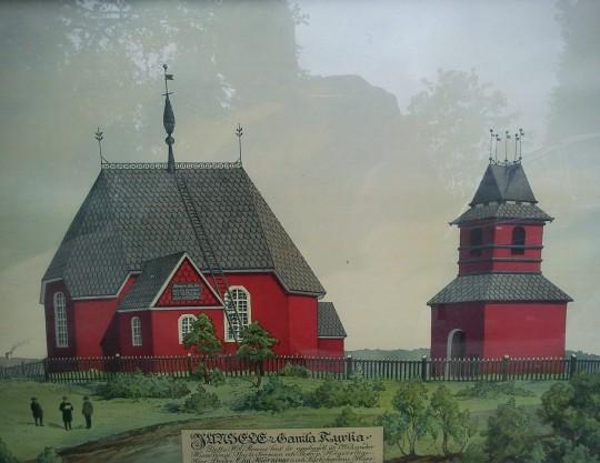 Junsele gamla kyrka