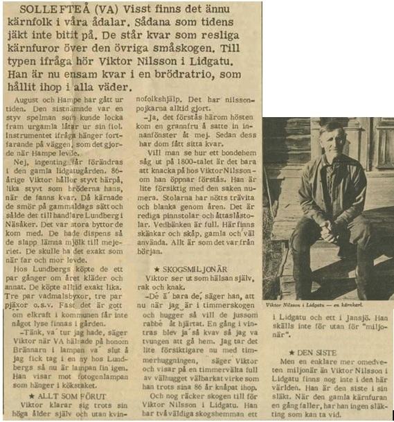 Nils Olofs VA 1968
